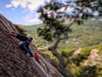 Curso iniciación a la escalada La Pedriza 2 días