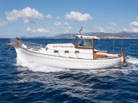 El barco más típico de Mallorca