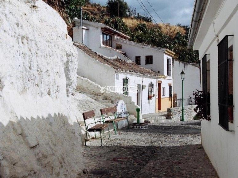 Sacromonte和Albaycín之旅