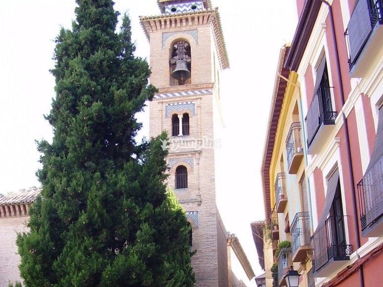 导游参观Albaycín