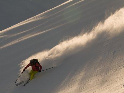 Clases particulares de esquí fuera pista 2 horas