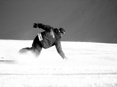 Clase particular de snowboard en Pirineo 1 hora