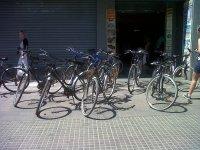 租赁自行车