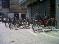 巴塞罗那山地自行车租赁