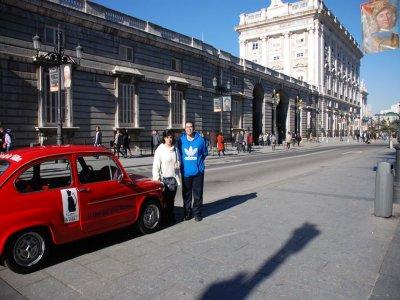 Seat 600 Tour Madrid