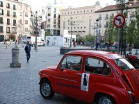 Getting to know Madrid in a 600