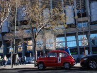 A historic vehicle to get to know Madrid