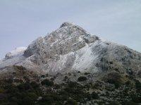 Campamento en Sierra Magina