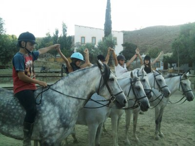 Bono 10 clases clases equitación, Las Gabias