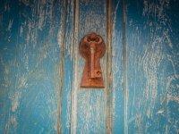 Coge la llave para salir