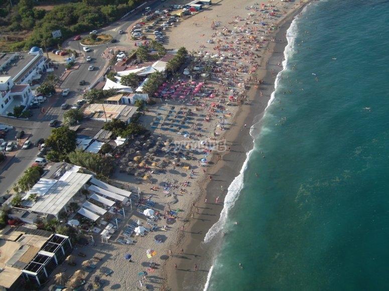 空中体验-阿尔梅里亚海岸
