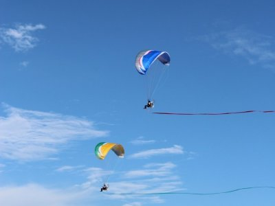 Volo di paramotore di 15 minuti ad Almeria