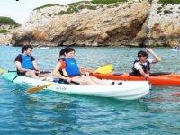 ruta en kayak