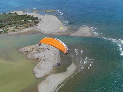 Volo di paramotore di 30 minuti in Costa Almeriense