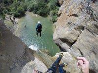 Descenso de barranco de Boixols Alt Urgell 3-4h