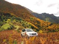 off-road route in Asturias