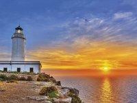 欣赏最佳日落美景