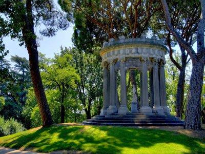 Visita guiada al parque de El Capricho