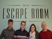 Amigos en Escape Room Úbeda