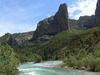 Hiking trails in Huesca