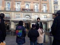 Tour Barrio de las Letras Madrid
