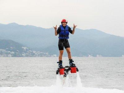 Funny Beach Flyboard