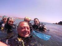 Salidas de buceo en Tarifa