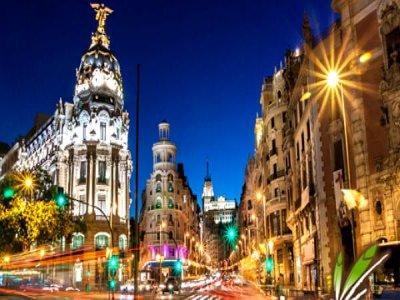 Visita guiada por Puerta de Alcalá Fines de Semana