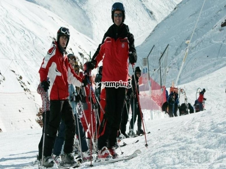esqui en Masella