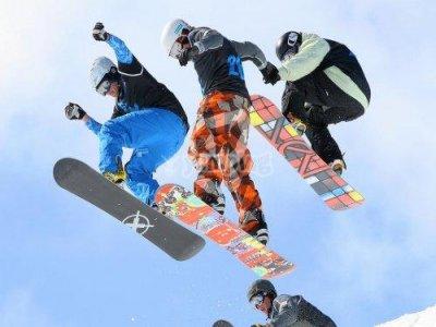 滑雪板课程,Puente de la Inmaculada 3天