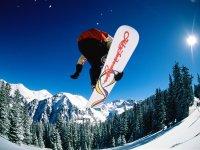 滑雪板的集体类