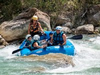 Descenso de rafting familiar en Huesca