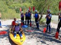 Teoria sobre canoas en Murillo