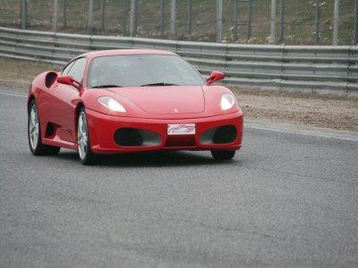 Drive a Ferrari F430 Montmeló circuit, 2 laps
