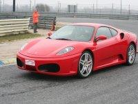 Ferrari en el Jarama