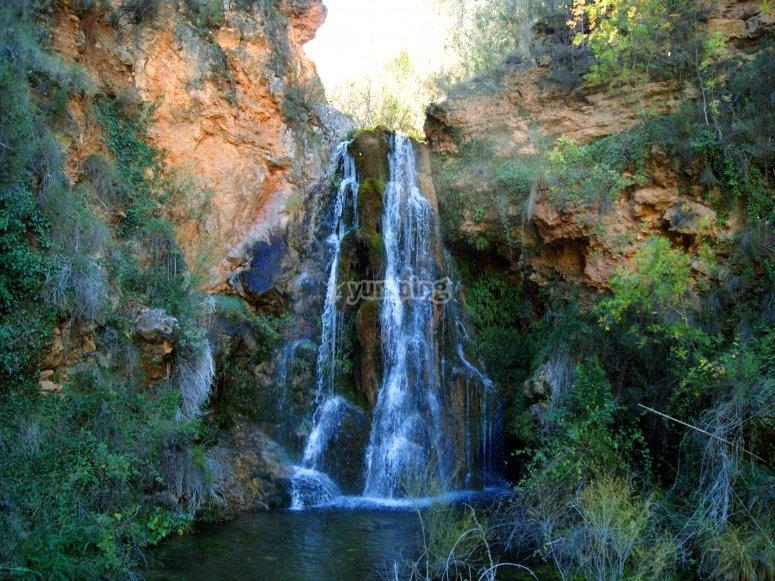 Cascada del Batán de Bogarra