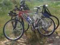 Grupo de bicicletas