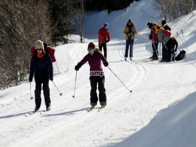 5小时滑雪课程