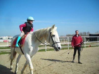 Bono mensual clases de equitación 2h/semana,Madrid
