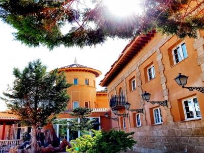 度假乡村酒店3*水疗和葡萄酒旅游科夫伦特斯