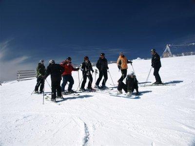 Masella特别圣诞节的滑雪课程
