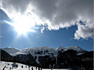 La Molina滑雪场,特别圣诞节