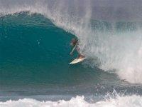 Sul tubo dell'onda