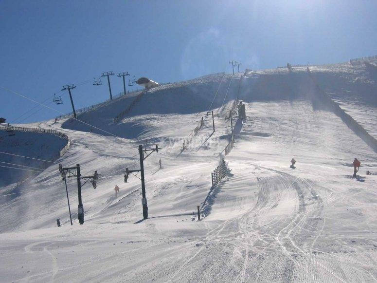 La Masella滑雪站