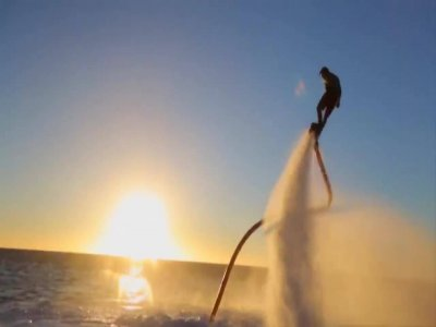 Wakeboard School Flyboard
