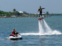 flyboard和motorcycle