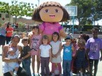 Con Dora la Exploradora