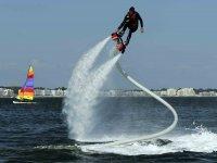 saltos y movimientos flyboard