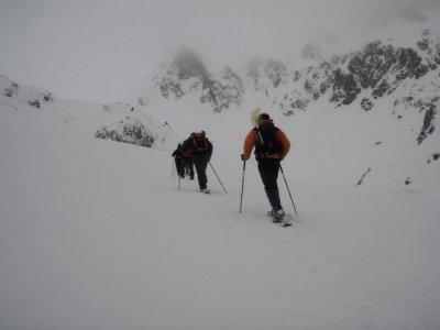 Snow shoeing Fuente Dé, 4h