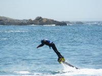 Do you want strong emotions? Try the flyboard!